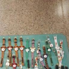 Relojes: LOTE RELOJES INFANTILES. Lote 135571875