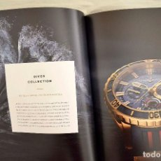 Relojes: ULYSSE NARDIN. CATÁLOGO 2016-17. FROM THE MOVEMENT OF THE SEA.. Lote 136107310