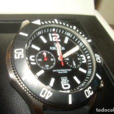 Relojes: RELOJ...KRONOS....NUEVO DE FONDO DE TIENDA SIN HABER SIDO USADO.CON CAJA ORIGINAL.. Lote 136358638