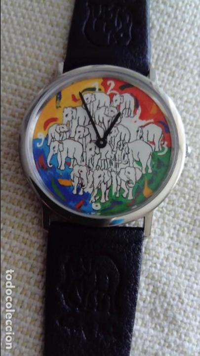 RELOJ MONDAINE LIMITED EDITION ROLF KNIE (Relojes - Relojes Actuales - Otros)