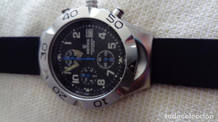 Relojes: Reloj Kronos cronómetro Edición limitada Wega - Foto 2 - 136375054
