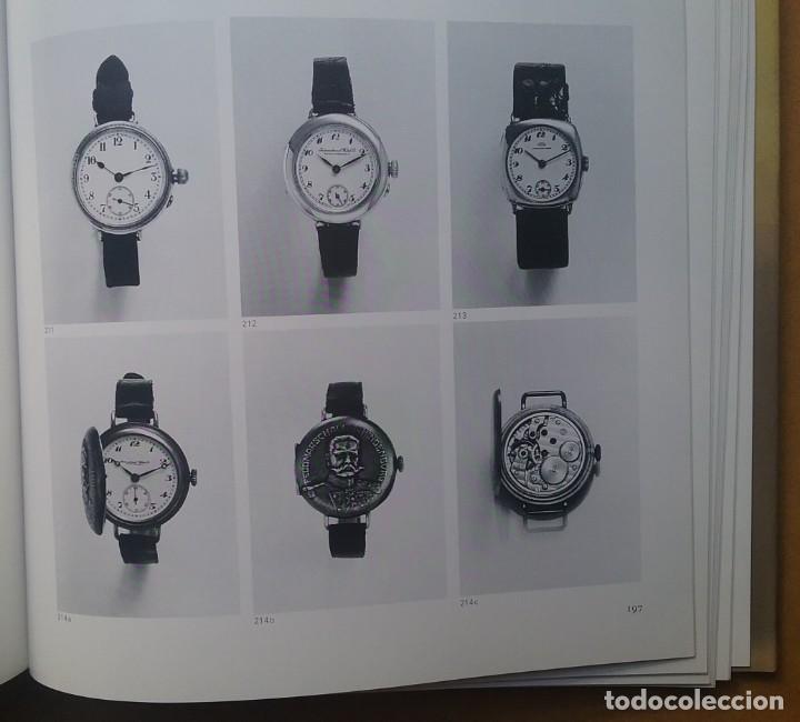 Relojes: IWC WATCH LUXURY INTERNATIONAL SCHAFFHAUSEN BOOK 1987 - Foto 3 - 136399946