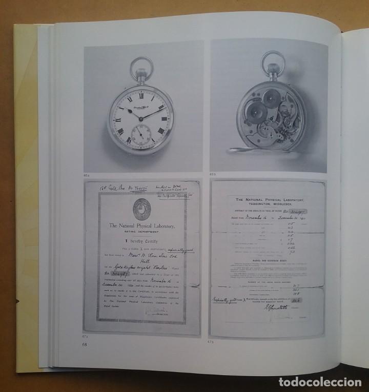 Relojes: IWC WATCH LUXURY INTERNATIONAL SCHAFFHAUSEN BOOK 1987 - Foto 4 - 136399946