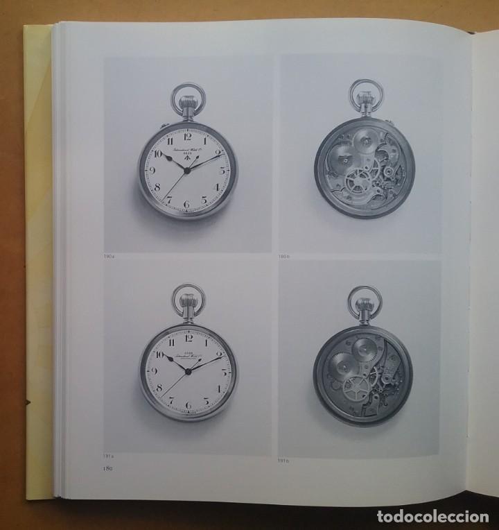 Relojes: IWC WATCH LUXURY INTERNATIONAL SCHAFFHAUSEN BOOK 1987 - Foto 5 - 136399946