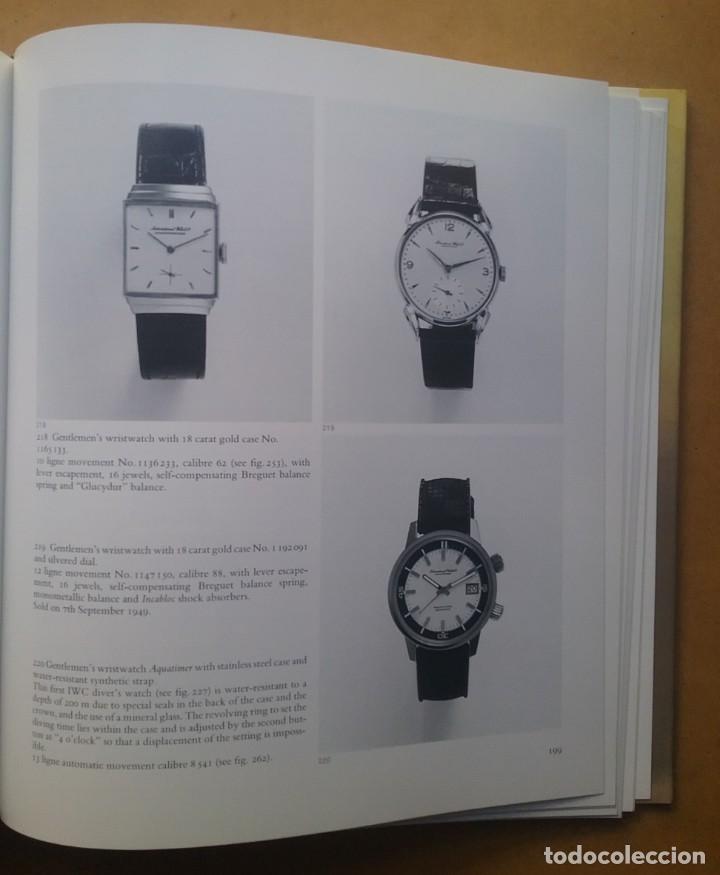 Relojes: IWC WATCH LUXURY INTERNATIONAL SCHAFFHAUSEN BOOK 1987 - Foto 12 - 136399946