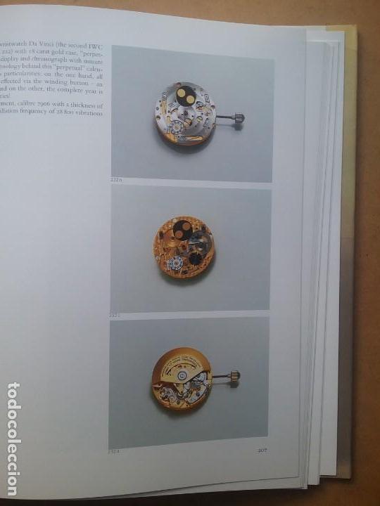 Relojes: IWC WATCH LUXURY INTERNATIONAL SCHAFFHAUSEN BOOK 1987 - Foto 16 - 136399946