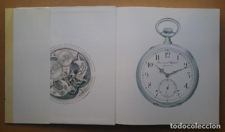 Relojes: IWC WATCH LUXURY INTERNATIONAL SCHAFFHAUSEN BOOK 1987 - Foto 19 - 136399946