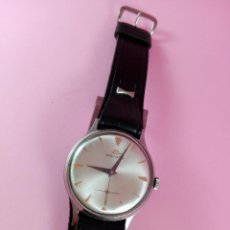 Relojes: RELOJ-MOVADO-REMONTE MANUAL-3 DÍAS FUNCIONANDO PERFECTAMENTE-VER FOTOS. Lote 136418966