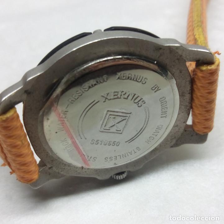 Relojes: RELOX XERNUS ORIENT DE CUARZO PARA MUJER - CAJA 25 mm. - FUNCIONA CORRECTAMENTE - Foto 3 - 136483130