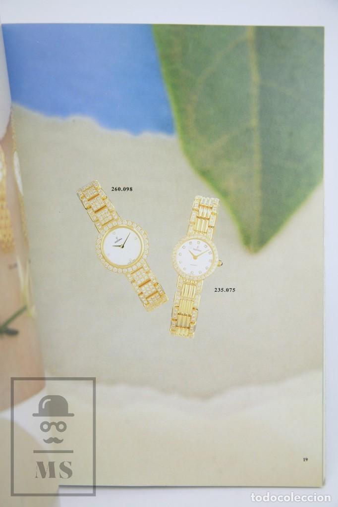 Relojes: Catálogo de Relojes de Pulsera - Festina. Oro 18k - Años 90 - Foto 6 - 136779498