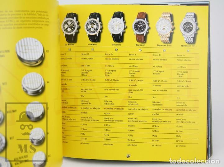 Relojes: Catálogo de Relojes de Pulsera y Lista de Precios 1999-2000 - Breitling. Chronolog 2000 - Año 1994 - Foto 2 - 136780566