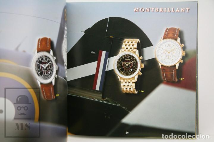 Relojes: Catálogo de Relojes de Pulsera y Lista de Precios 1999-2000 - Breitling. Chronolog 2000 - Año 1994 - Foto 5 - 136780566