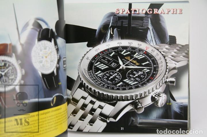 Relojes: Catálogo de Relojes de Pulsera y Lista de Precios 1999-2000 - Breitling. Chronolog 2000 - Año 1994 - Foto 6 - 136780566