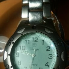 Relojes: RELOJ FHOMAS - QUARTZ. ACERO COMPLETO. PILA NUEVA. OTBRE 2018. 39.6 S/C. INFO EN DESCRIPCION. Lote 137793502