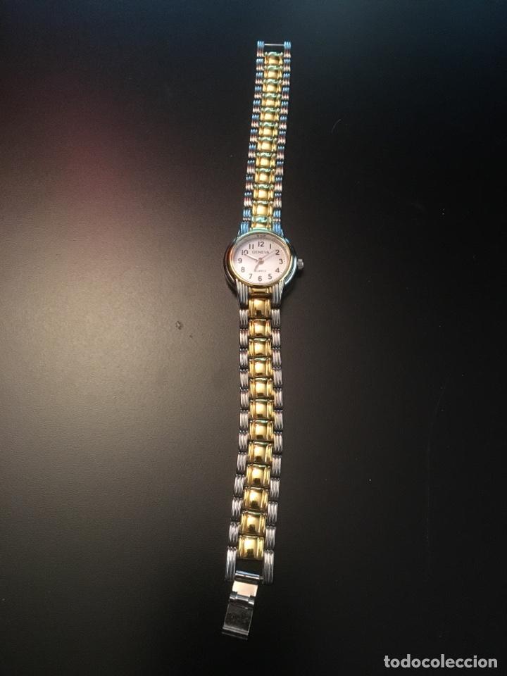 venta caliente online 021f8 ae4ff Reloj Geneva Quartz de mujer
