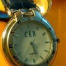 Relojes: RELOJ CEH - QUARTZ - FUNCIONANDO. NUEVA PILA OTBRE 2.018 36.2 S/C INFO EN DESCRIPCION.. Lote 137880078