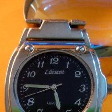 Relojes: RELOJ QUARTZ - FUNCIONANDO. PILA NUEVA OTBRE 2.018. 37.10 S/C. ACERO. INFO EN DESCRIPCION.. Lote 137886438