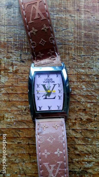9cd539805 10 fotos RELOJ DE PULSERA SEÑORA LOUIS VUITTON, ORIGINAL, VINTAGE (Relojes  - Relojes Actuales ...