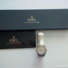 Relojes: RELOJ EBEL, ORO Y ACERO, CLASSIC SPORT. CON 2 CORREAS-PULSERAS DE ORO Y ACERO.. Lote 138610442
