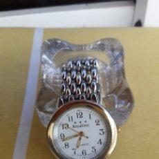Relojes: PRECIOSO RELOJ SEÑORA MARCA ROYAL TIME FUNCIONANDO. Lote 138986910