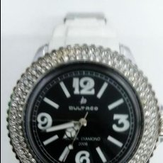 Relojes: RELOJ BULTACO BLACK DIAMOND . Lote 139095330