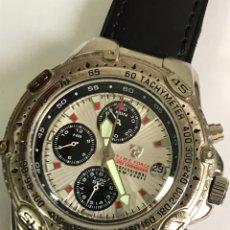 Relojes: RELOJ VINTAGE TIME FORCE SUPER CHRONOGRAP PROFESSIONAL. Lote 146143980