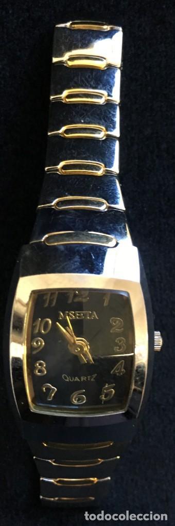 Relojes: PRECIOSO RELOJ DE CUARZO DE LA MARCA MSETA EN MUY BUEN ESTADO, NO PROBADO - Foto 2 - 139323254