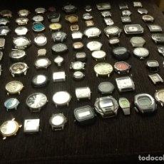 Relojes: 99 RELOJES VARIOS. Lote 139681502