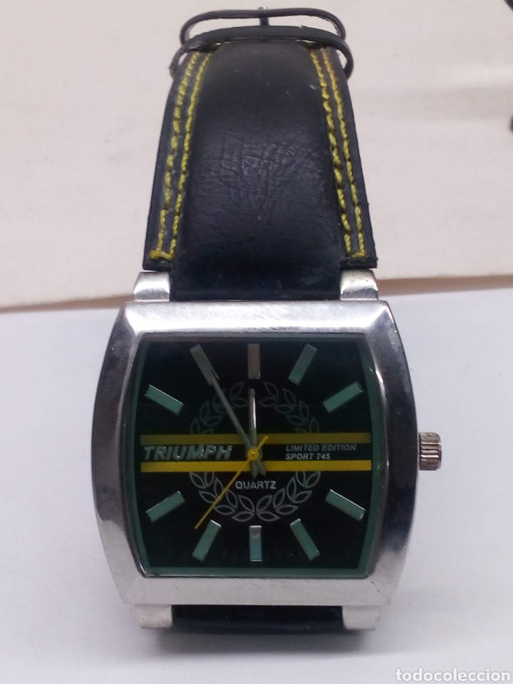 Subasta Quartz Vendido Limitada Reloj Triumph En Edicion 140013533 2ED9HI