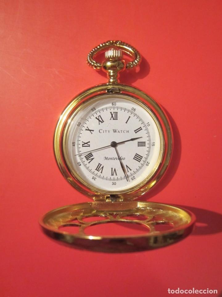 Relojes: RELOJ DE BOLSILLO A PILAS - Foto 2 - 45390829