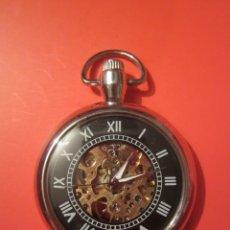 Relojes: RELOJ DE BOLSILLO A CUERDA. Lote 45390896
