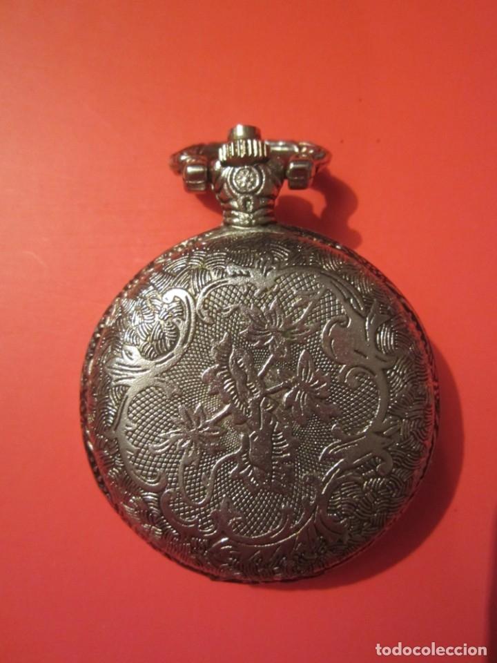 Relojes: RELOJ DE BOLSILLO A PILAS - Foto 2 - 45397437