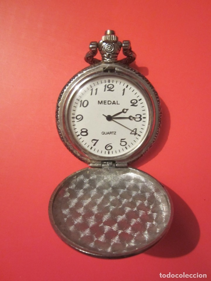 Relojes: RELOJ DE BOLSILLO A PILAS - Foto 3 - 45397437