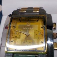 Relojes: JUEGO RELOJES CECLE M&W QUARTZ EN ESTUCHE. Lote 140258813