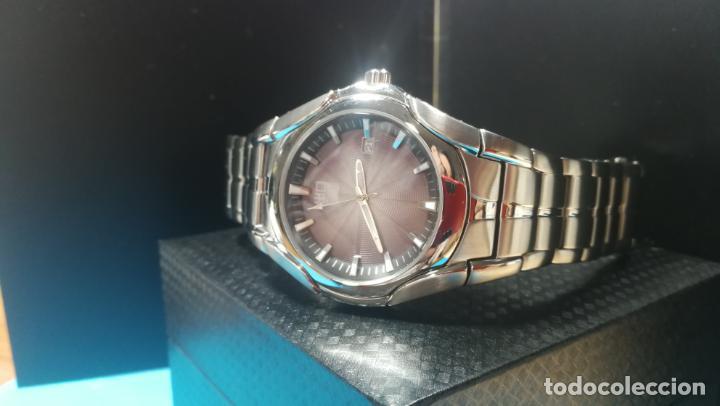 Relojes: Botito reloj de caballero en su caja, como nuevo, para regalo ideal - Foto 2 - 140292990