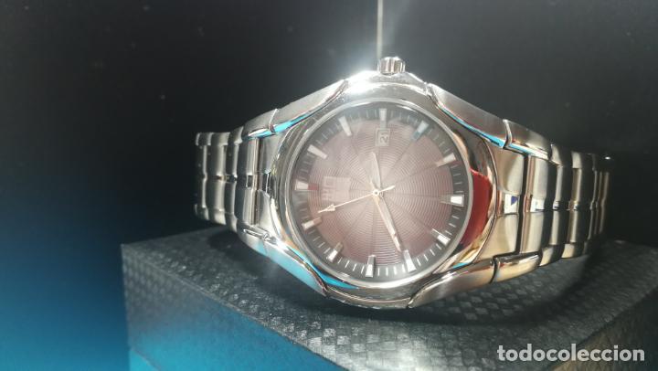 Relojes: Botito reloj de caballero en su caja, como nuevo, para regalo ideal - Foto 3 - 140292990
