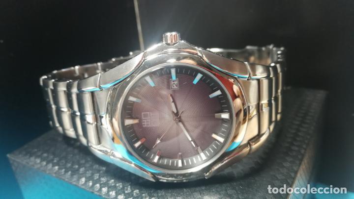 Relojes: Botito reloj de caballero en su caja, como nuevo, para regalo ideal - Foto 5 - 140292990