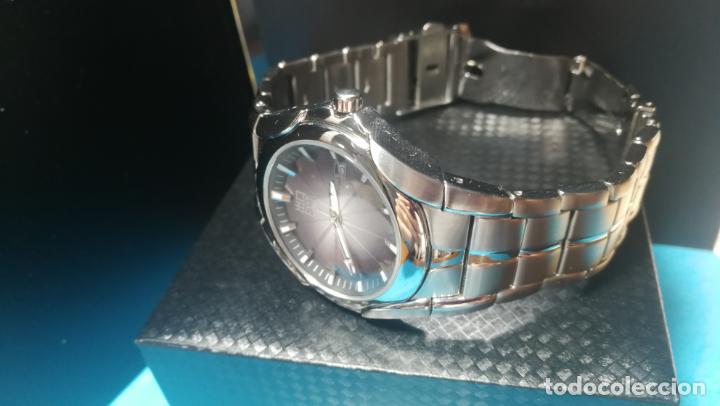 Relojes: Botito reloj de caballero en su caja, como nuevo, para regalo ideal - Foto 8 - 140292990