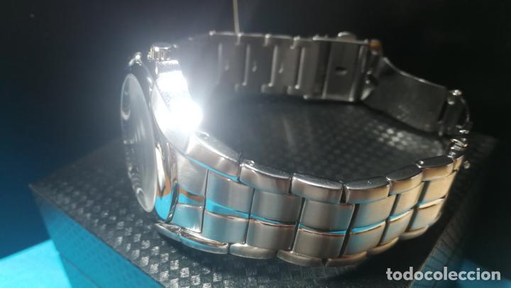 Relojes: Botito reloj de caballero en su caja, como nuevo, para regalo ideal - Foto 9 - 140292990