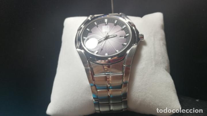 Relojes: Botito reloj de caballero en su caja, como nuevo, para regalo ideal - Foto 18 - 140292990