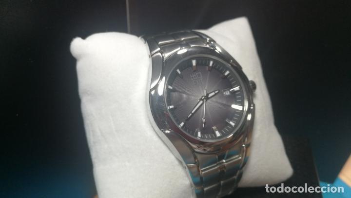 Relojes: Botito reloj de caballero en su caja, como nuevo, para regalo ideal - Foto 19 - 140292990