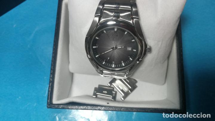 Relojes: Botito reloj de caballero en su caja, como nuevo, para regalo ideal - Foto 27 - 140292990