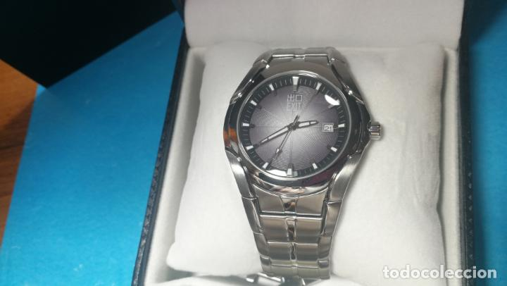 Relojes: Botito reloj de caballero en su caja, como nuevo, para regalo ideal - Foto 28 - 140292990