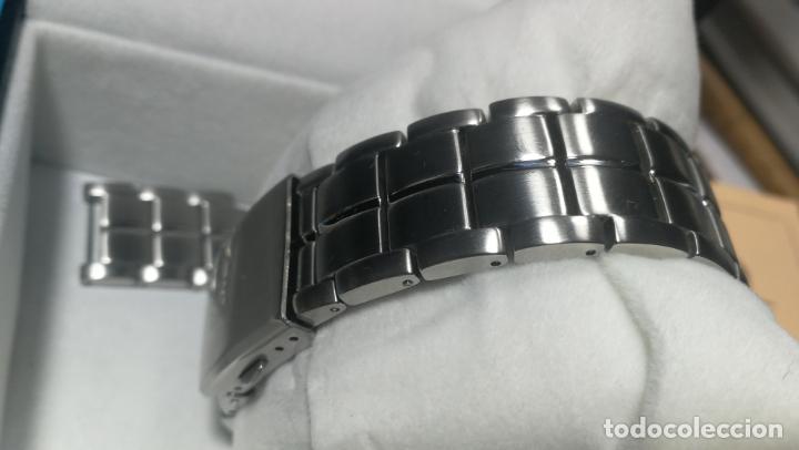 Relojes: Botito reloj de caballero en su caja, como nuevo, para regalo ideal - Foto 31 - 140292990