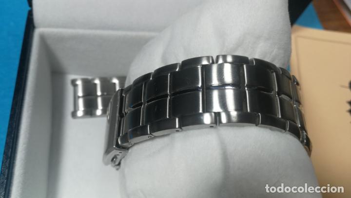 Relojes: Botito reloj de caballero en su caja, como nuevo, para regalo ideal - Foto 35 - 140292990