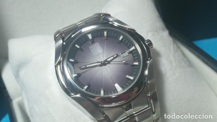 Relojes: Botito reloj de caballero en su caja, como nuevo, para regalo ideal - Foto 46 - 140292990