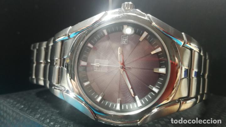 Relojes: Botito reloj de caballero en su caja, como nuevo, para regalo ideal - Foto 50 - 140292990
