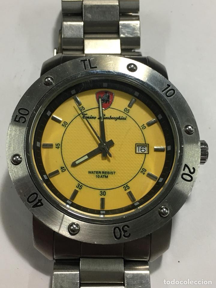 113e6d786f2b Reloj tonino lamborghini de acero completo - Vendido en Venta ...
