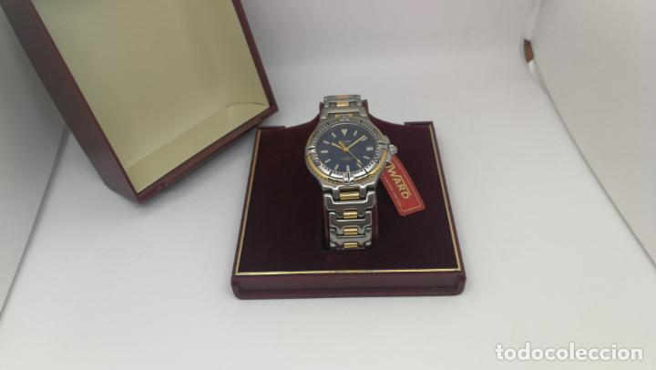 Relojes: RELOJ DUWARD AQUASTAR 10 ATM, STOCK DE ESCAPARATE, ESTILO DEPORTIVO - Foto 2 - 140605642