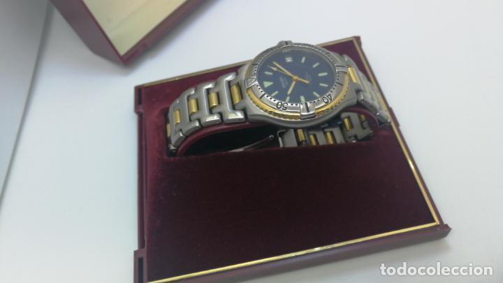 Relojes: RELOJ DUWARD AQUASTAR 10 ATM, STOCK DE ESCAPARATE, ESTILO DEPORTIVO - Foto 14 - 140605642